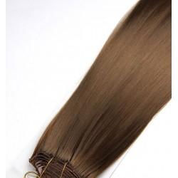 Волосы на заколках 1672