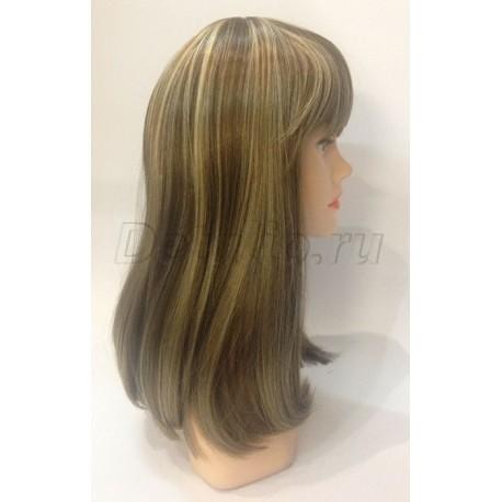 Парик из искусственных волос 8039+15