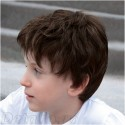 Детский парик для девочек и мальчиков из канекалона Sam