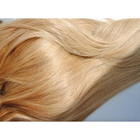 Волосы на заколках натуральные 40 см