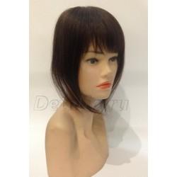 Челка-накладка из натуральных волос P 798
