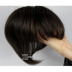 Накладка из натуральных волос 05