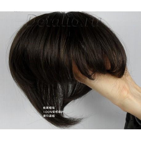 Накладки и шиньены из натуральных волос