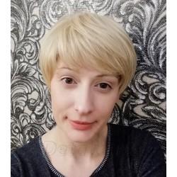 Парик из натуральных волос Meg Mono - H18/613
