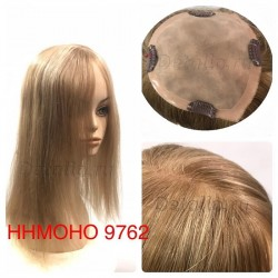 Накладка из натуральных волос 9762