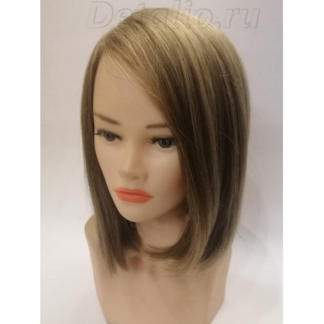 Парик из натуральных волос 180