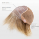 Парик из натуральных волос Spirit
