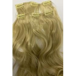 Волосы на заколках 38L