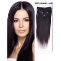 Волосы на заколках натуральные GM 22