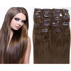 Волосы на заколках натуральные Realton