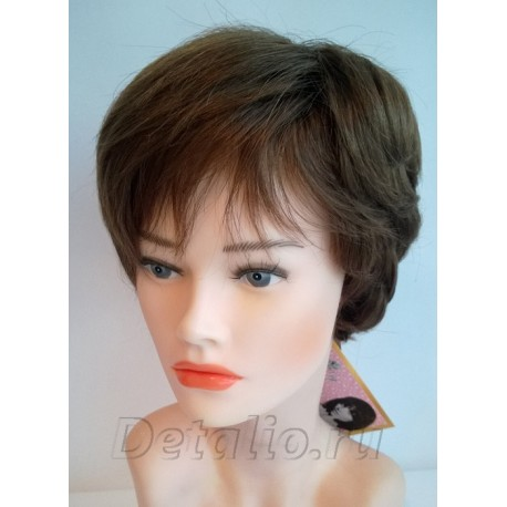 Парик из натуральных волос 8969