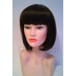 Парик из натуральных волос 170