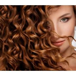 Волосы на заколках 0364