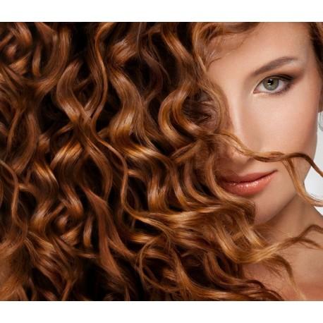 Волосы на заколках Detalio