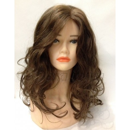 Парик из натуральных волос 1694 mono